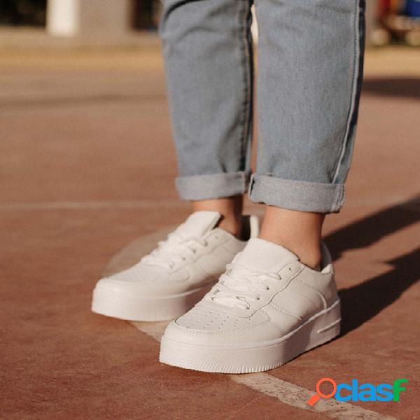 Sneakers Fesalo - Blanco