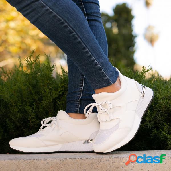 Sneakers Galenio - Blanco