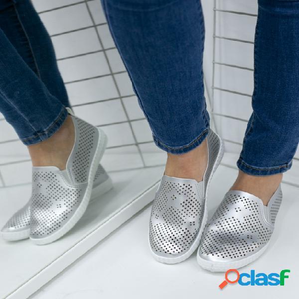 Sneakers Sinela - Plata