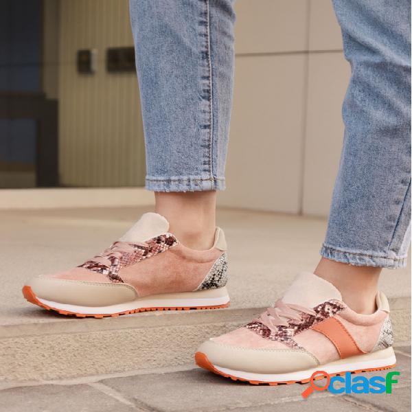 Sneakers Yulane - Beige