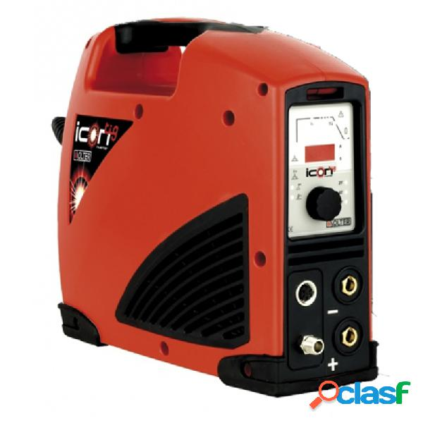 Soldador inverter tig digital solter icontig 1990 hf pulse