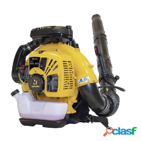 Soplador de mochila a gasolina garland gas 800mg-v18 75,6 cc