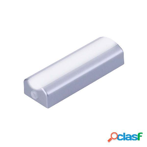 Spot led zor con sensor pir y batería recargable para