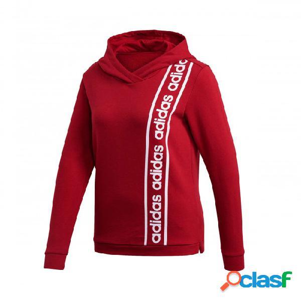 Sudadera Adidas W C90 Oh Rojo S Small