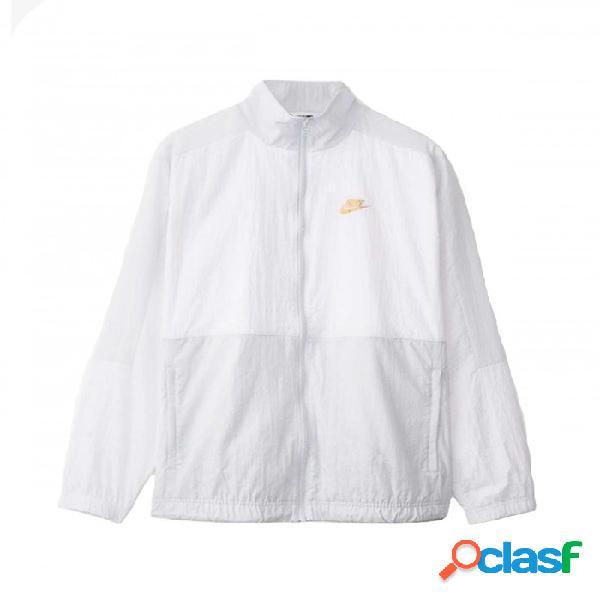 Sudadera Nike Sportswear Blanco S Small