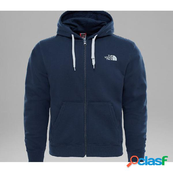 Sudadera The North Face Open Gate Fz Hd Hombre Azul Azul S