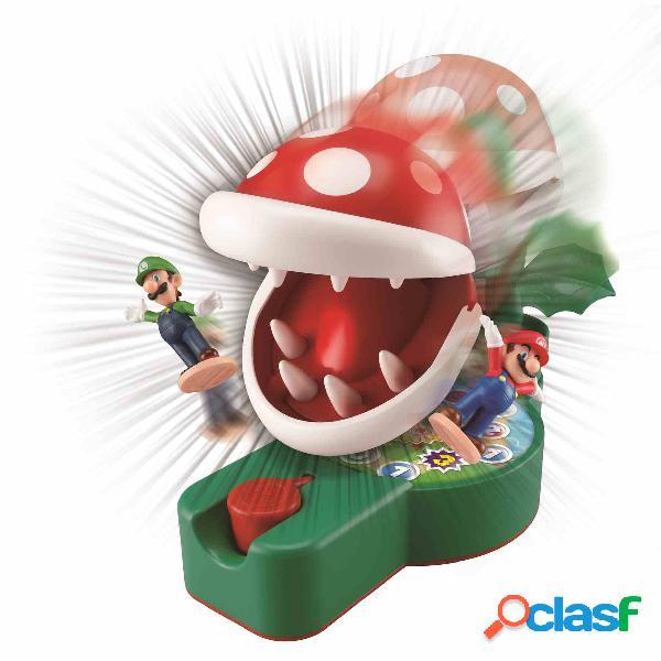 Super Mario Juego Escape Piraña Plant