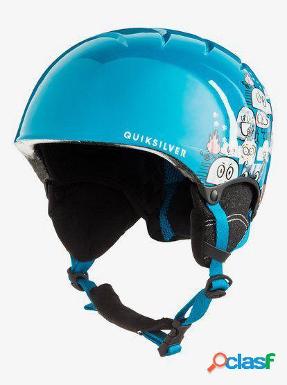 The Game - Casco de snowboard/esquí para Chicos 8-16 - Azul