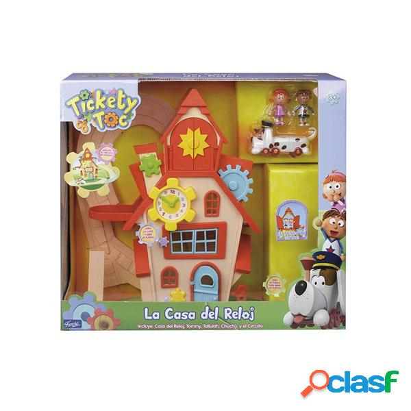 Tickety Toc La Casa del Reloj| Juguete Infantil