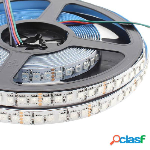 Tira led epistar smd5050 rgb dc24v 5m (120led/m) - ip20 rgb