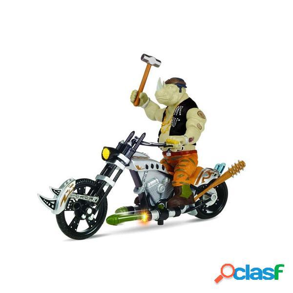 Tortugas Ninja 2 Vehículo + Figura