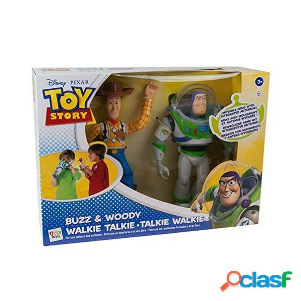 Toy Story Walkie Talkie Buzz & Woody
