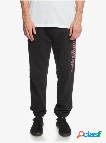 Trackpant - Pantalón de Chándal para Hombre - Negro -
