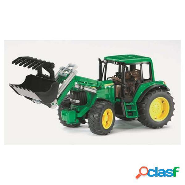 Tractor John Deere Con Pala Frontal