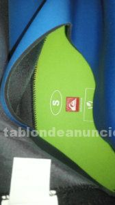 Traje neopreno quiksilver syncro+ 4/3mm chest zip