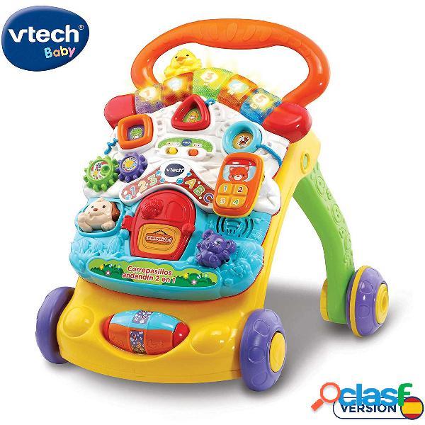 VTech Correpasillos Andandin 2 en 1| Juguete Infantil