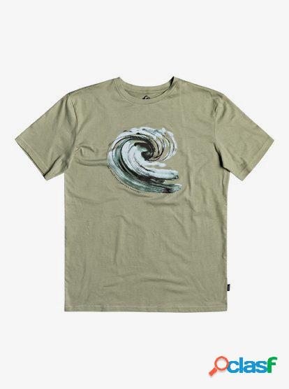 Waterman Still Waters - Camiseta para Hombre - Verde -