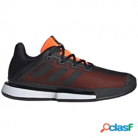 Zapatilla Adidas Solematch Bounce M Clay 40