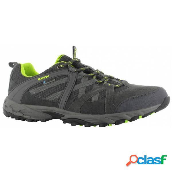 Zapatillas De Montaña Hi-tec Accelerate Wp Hombre Gris 41