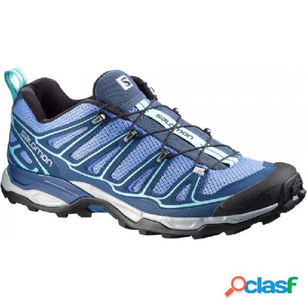 Zapatillas Montaña Salomon X Ultra 2 Mujer 41 1/3 Azul