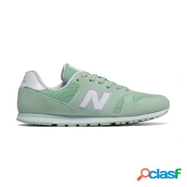 Zapatillas New Balance Kd373 Verde 37 Verde
