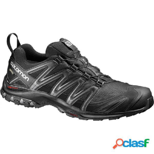 Zapatillas Salomon Xa Pro 3d Goretex Hombre Negro 41 1/3