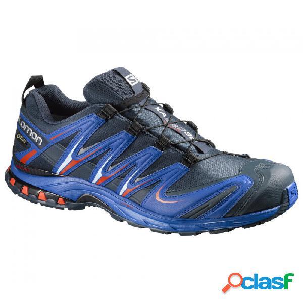 Zapatillas Trail Running Salomon Xa Pro 3d Gtx Hombre Azul