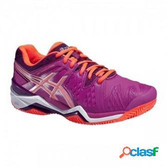 Zapatillas de padel asics gel resolution 6 clay women