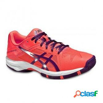 Zapatillas de padel asics gel solution speed 3 rosa