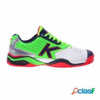 Zapatillas de padel kelme k-point verde