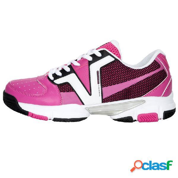 Zapatillas de pádel Vairo Tour Pink / White / Black