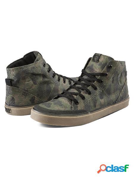 Zapatos Hi Fi - Dark Camo