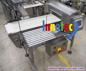 Detector de metales dibal con rechazo.