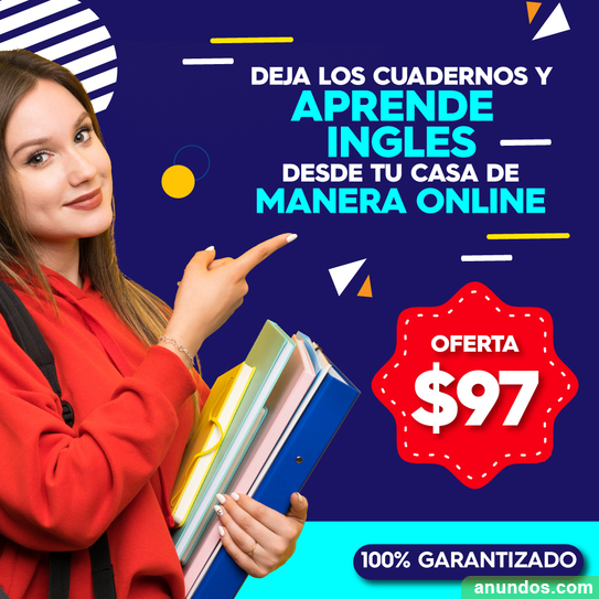 ¡¡curso para aprender ingles 100% garantizado!! - Campo de