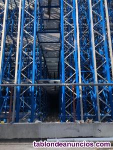 Montador estanterías industriales y construcción