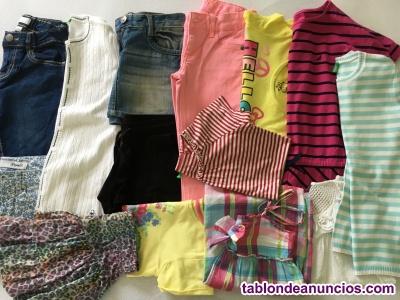 Lote ropa niña talla 8-9 años