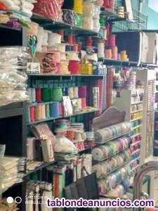 Tienda de tejidos, mercería y ropa de hogar