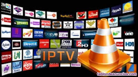 Lista de canales iptv completa