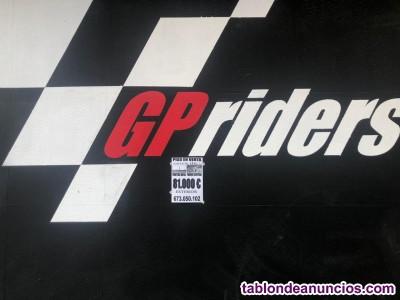 Se traspasa taller de motos -gp riders-