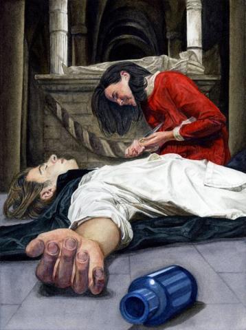 El Tarot De Romeo Y Julieta