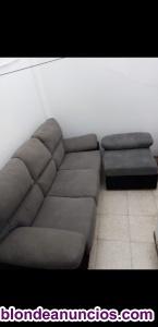 Se vende sofa por mudanza esta nuevo
