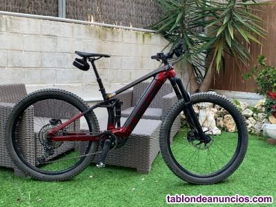Vendo bicicleta electrica trek rail7