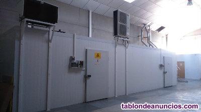 Salas refrigeradas con panel sandwich