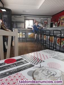 Se vende restaurante en la zona de armeñime, en adeje.