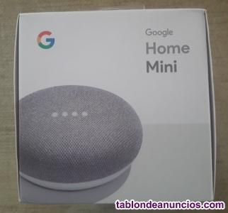 Altavoz inteligente google home mini tiza