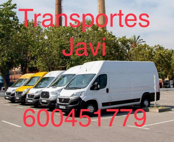 Transportes y Mudanzas toda Cataluña