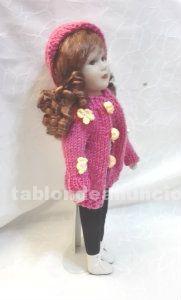 Muñeca de porcelana años 80'