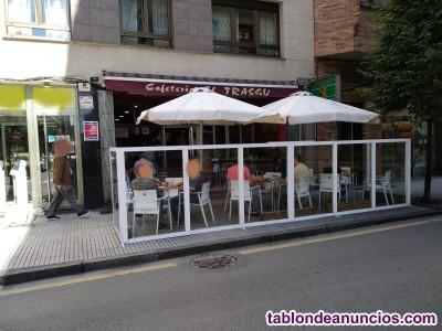 Se traspasa bar cafetería en la arena. Gijón