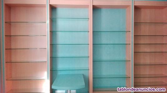Vendo muebles oficina despacho libreria