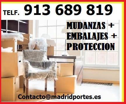 C0NTACTENOS MUDANZAS BARATAS MADRID-SAN FERNADO HENARES